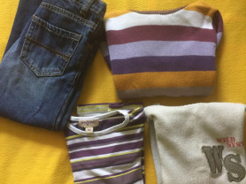 Пакет одежды рост 98