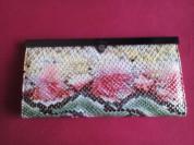 Новый кожаный кошелек 19х10 см