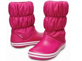 Новые осенне-зимние сапоги Crocs,оригинал, до -15°