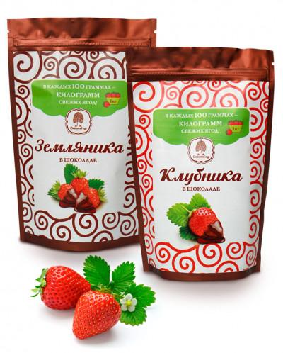 Ягоды в шоколаде 100г