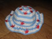 Панама / шляпка Mud Pie (США) оригинал 6-18 мес.