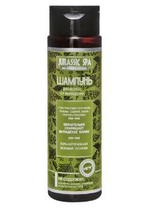 """Натуральный шампунь для волос от выпадения """"Улу JURASSIC SPA"""