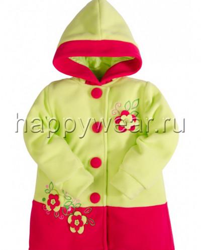 Пальто для девочки Luneva
