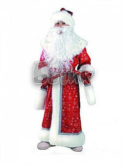 Дед Мороз плюш (дет.) р.32-34