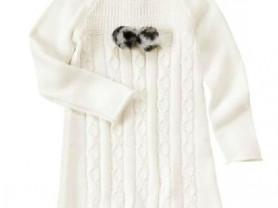 Белое платье Crazy8 на 5-6 лет, новое