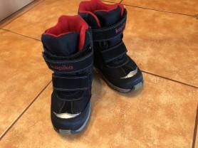 Ботинки капика р 28