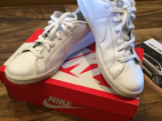 Белые мужские кроссовки Nike (оригинал)