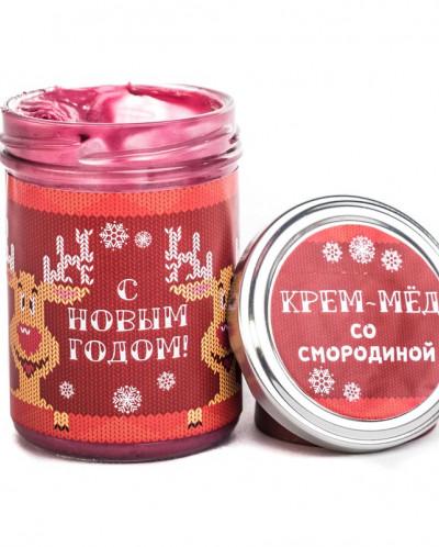 """Крем-мёд """"С новым годом"""""""