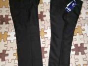 Брюки школьные пакетом р. 116 Двое брюк одни новые