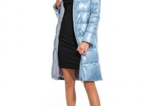 Новое зимнее пальто с натуральным мехом р.48