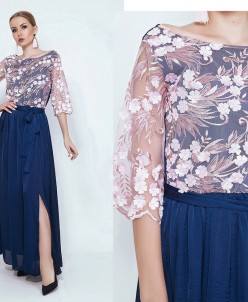 Платье 38045