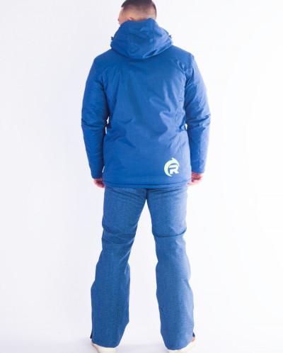 Горнолыжный костюм Snow Headquarter A-8652, Джинсовый