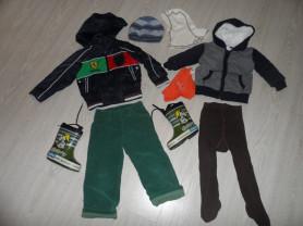 Фирм куртка батник,джинсы,шапка варьки колготы дар