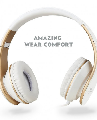 Headphones, Sound Intone I65 Headphones with Microphone