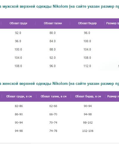 ПАРКА МУЖСКАЯ ДЕМИСЕЗОННАЯ 1086 NIKOLOM ЧЕРНАЯ