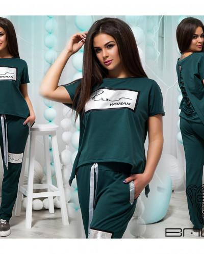Стильный спортивный костюм - 20916