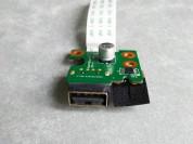 USB плата для ноутбука HP G6 (DAR33TB16C0)