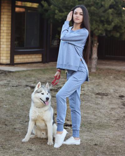 КОЛЛЕКЦИЯ GREY СВИТШОТ № 803900 джинса