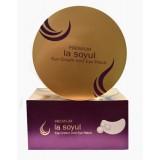 Патчи и крем для кожи вокруг глаз La Miso La Soyul Premium E