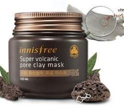 Лечебная маска для глубокого очищения пор [INNISFREE] Super