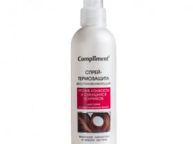 Отдам Compliment Спрей-термозащита для волос восст