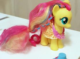 My little pony Флатершай Пони-модница