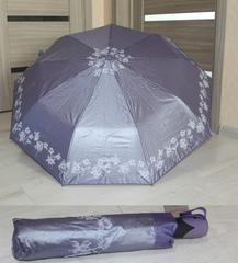 """Зонт женский 300707 """"Полуавтомат"""" Сиреневый"""