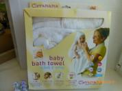 Полотенце-фартук ClevaMama (UK) махровое