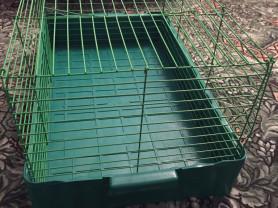 Продам клетку для кошек, мелких грызунов.