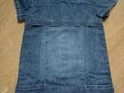 Next новое джинсовое платье, 5-6 лет