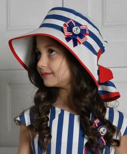 "Шляпа для девочки ""Чайка"" (50-52)"