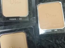 Dior диор пудра тестеры компактная