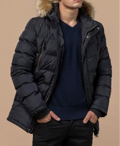 Куртка графитовая высококачественного пошива модель 40542