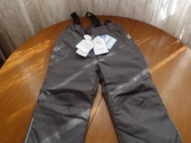 Новые Демисезонные брюки Lassie  р 98