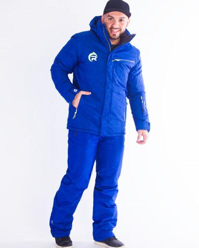 Горнолыжный костюм Snow Headquarter A-8652, Электрик