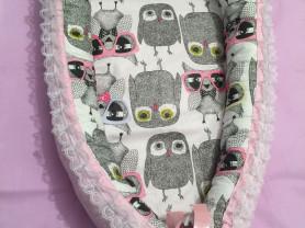 кокон для новорождённых
