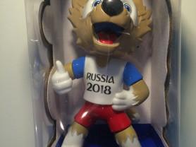 Дудка Талисман игры Волк Забивака, fifa 2018
