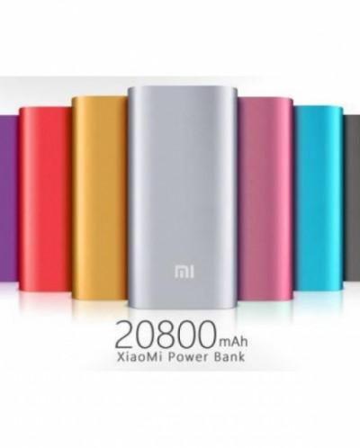 POWER BANK XIAOMI, 20800 MAH , ЦВЕТА- В АССОРТИМЕНТЕ