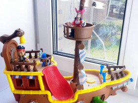 """Игровой набор """"Джейк и Пираты Нетландии"""