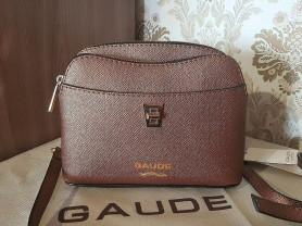 Новая сумка кроссбоди сафьяновая кожа Италия
