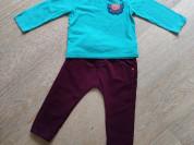 Комплект Next брюки+лонг, 1-2года