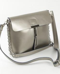 Женская кожаная сумка 10597 Л.Сильвер