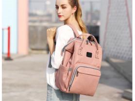 Сумка-рюкзак для мам 2018