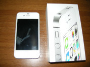 iphone 4s 8gb+11 чехлов