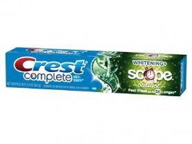 Отбеливающая зубная паста Crest Complete Whitening