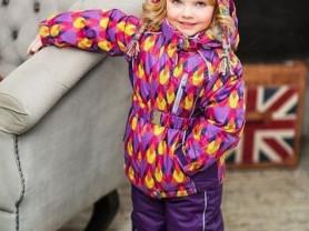 Зимние комплекты для девочек от 3300 руб.