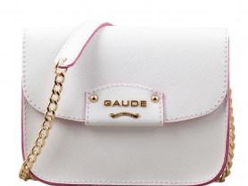 Новая сумка из сафьяновой кожи Италия белая