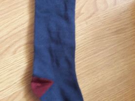 Длинные носочки от Tchibo. р 23-26