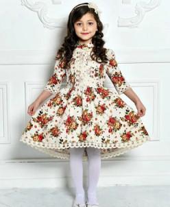 """Платье для девочки """"Букет"""""""