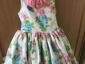 Платье 110
